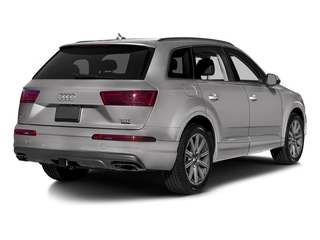 Florett Silver Metallic 2017 Audi Q7 Pictures Q7 2.0 TFSI Premium photos rear view