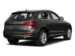 Lava Gray Pearl Effect 2017 Audi Q5 Pictures Q5 Utility 4D 3.0T Premium Plus AWD photos rear view