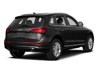 Brilliant Black 2017 Audi Q5 Pictures Q5 Utility 4D 3.0T Premium Plus AWD photos rear view