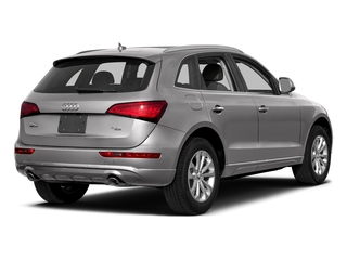 Florett Silver Metallic 2017 Audi Q5 Pictures Q5 Utility 4D 3.0T Premium Plus AWD photos rear view
