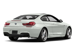 Alpine White 2017 BMW 6 Series Pictures 6 Series Coupe 2D 650i V8 photos rear view