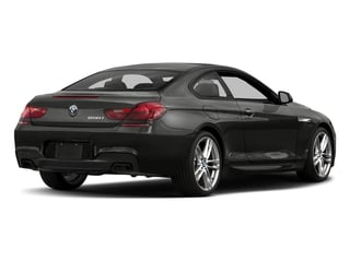 Citrin Black Metallic 2017 BMW 6 Series Pictures 6 Series Coupe 2D 650i V8 photos rear view