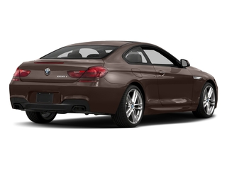Frozen Bronze Metallic 2017 BMW 6 Series Pictures 6 Series Coupe 2D 650i V8 photos rear view