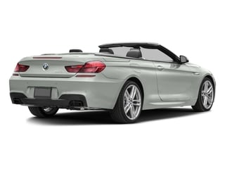 Alpine White 2017 BMW 6 Series Pictures 6 Series Convertible 2D 650i V8 photos rear view