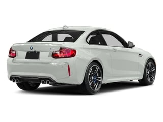 Alpine White 2017 BMW M2 Pictures M2 Coupe 2D M2 I6 Turbo photos rear view