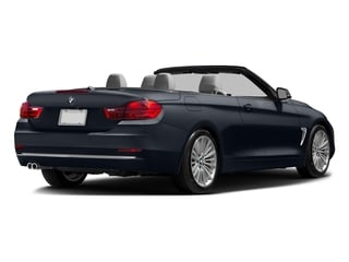 Imperial Blue Metallic 2017 BMW 4 Series Pictures 4 Series Convertible 2D 430xi AWD I4 Turbo photos rear view