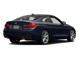 Imperial Blue Metallic 2017 BMW 4 Series Pictures 4 Series Coupe 2D 440i I6 Turbo photos rear view