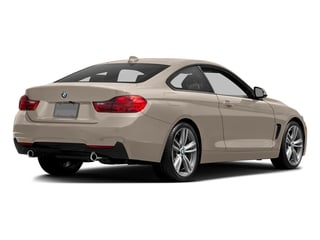 Orion Silver Metallic 2017 BMW 4 Series Pictures 4 Series Coupe 2D 440i I6 Turbo photos rear view