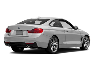 Mineral White Metallic 2017 BMW 4 Series Pictures 4 Series Coupe 2D 440i I6 Turbo photos rear view