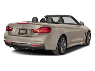 Orion Silver Metallic 2017 BMW 4 Series Pictures 4 Series Convertible 2D 440i I6 Turbo photos rear view