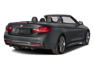Mineral Gray Metallic 2017 BMW 4 Series Pictures 4 Series Convertible 2D 440i I6 Turbo photos rear view