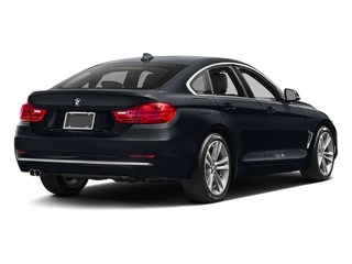 Imperial Blue Metallic 2017 BMW 4 Series Pictures 4 Series Sedan 4D 430xi AWD I4 Turbo photos rear view