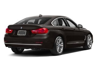 Jatoba Brown Metallic 2017 BMW 4 Series Pictures 4 Series Sedan 4D 430xi AWD I4 Turbo photos rear view
