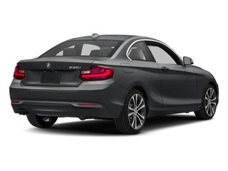Mineral Gray Metallic 2017 BMW 2 Series Pictures 2 Series Coupe 2D 230xi AWD I4 Turbo photos rear view