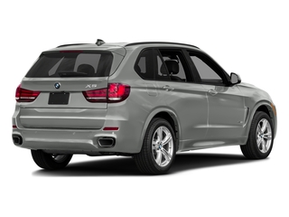 Space Gray Metallic 2017 BMW X5 Pictures X5 Utility 4D 35d AWD I6 T-Diesel photos rear view