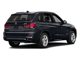 Imperial Blue Metallic 2017 BMW X5 Pictures X5 Utility 4D 35d AWD I6 T-Diesel photos rear view