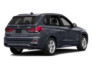 Azurite Black Metallic 2017 BMW X5 Pictures X5 Utility 4D 35d AWD I6 T-Diesel photos rear view
