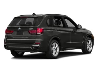 Ruby Black Metallic 2017 BMW X5 Pictures X5 Utility 4D 35d AWD I6 T-Diesel photos rear view