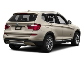 Mineral Silver Metallic 2017 BMW X3 Pictures X3 Utility 4D 28i AWD I4 Turbo photos rear view
