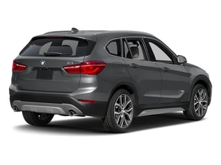 Mineral Gray Metallic 2017 BMW X1 Pictures X1 Utility 4D 28i 2WD I4 Turbo photos rear view