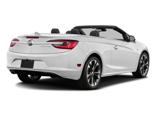 Summit White 2017 Buick Cascada Pictures Cascada Convertible 2D 1SV I4 Turbo photos rear view