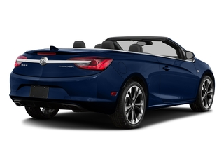 True Blue Metallic 2017 Buick Cascada Pictures Cascada Convertible 2D Sport Touring Turbo photos rear view