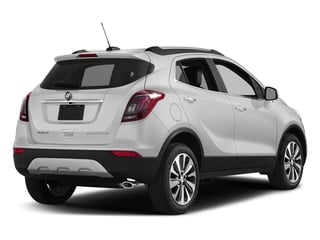 Summit White 2017 Buick Encore Pictures Encore Utility 4D Essence AWD I4 Turbo photos rear view