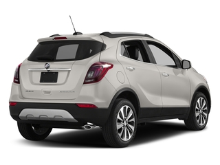 White Frost Tricoat 2017 Buick Encore Pictures Encore Utility 4D Preferred 2WD I4 Turbo photos rear view