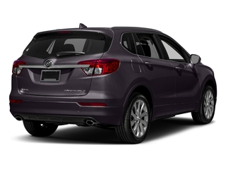 Midnight Amethyst Metallic 2017 Buick Envision Pictures Envision Utility 4D Premium II AWD I4 Turbo photos rear view