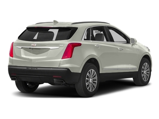 Crystal White Tricoat 2017 Cadillac XT5 Pictures XT5 Utility 4D Premium Luxury 2WD V6 photos rear view