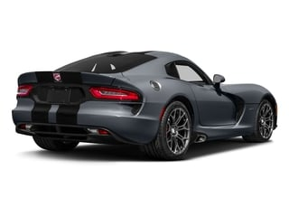 Ceramic Blue Clearcoat 2017 Dodge Viper Pictures Viper GTC Coupe photos rear view