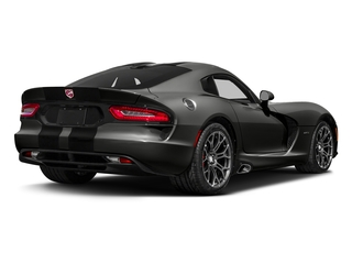 Anodized Carbon (Matte) 2017 Dodge Viper Pictures Viper GTC Coupe photos rear view
