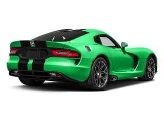 Stryker Green Tri-Coat Pearl 2017 Dodge Viper Pictures Viper GTC Coupe photos rear view