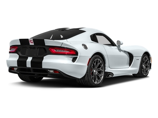 Viper White Clearcoat 2017 Dodge Viper Pictures Viper GTC Coupe photos rear view