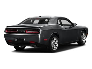 Granite Pearlcoat 2017 Dodge Challenger Pictures Challenger SXT Coupe photos rear view