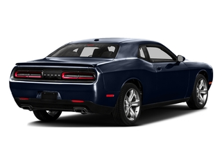 Contusion Blue Pearlcoat 2017 Dodge Challenger Pictures Challenger SXT Coupe photos rear view