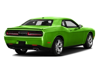 Green Go Clearcoat 2017 Dodge Challenger Pictures Challenger SXT Coupe photos rear view