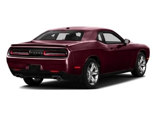 Octane Red Pearlcoat 2017 Dodge Challenger Pictures Challenger SXT Coupe photos rear view