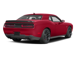 Torred Clearcoat 2017 Dodge Challenger Pictures Challenger SRT Hellcat Coupe photos rear view