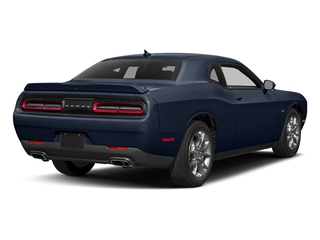 Contusion Blue Pearlcoat 2017 Dodge Challenger Pictures Challenger Coupe 2D GT AWD V6 photos rear view