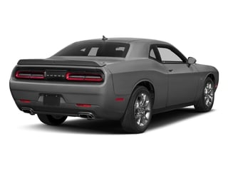 Destroyer Gray Clearcoat 2017 Dodge Challenger Pictures Challenger Coupe 2D GT AWD V6 photos rear view