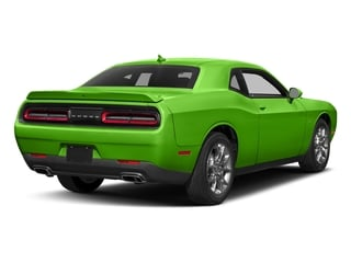 Green Go Clearcoat 2017 Dodge Challenger Pictures Challenger Coupe 2D GT AWD V6 photos rear view