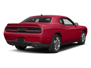 Torred Clearcoat 2017 Dodge Challenger Pictures Challenger Coupe 2D GT AWD V6 photos rear view