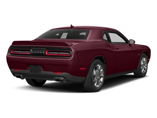 Octane Red Pearlcoat 2017 Dodge Challenger Pictures Challenger Coupe 2D GT AWD V6 photos rear view