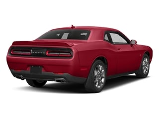 Redline Red Tricoat Pearl 2017 Dodge Challenger Pictures Challenger Coupe 2D GT AWD V6 photos rear view