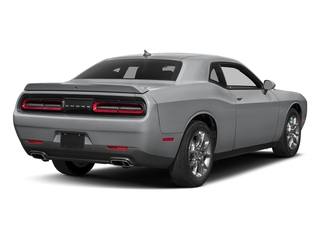 Billet Clearcoat 2017 Dodge Challenger Pictures Challenger Coupe 2D GT AWD V6 photos rear view