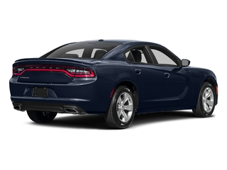 Contusion Blue Pearlcoat 2017 Dodge Charger Pictures Charger Sedan 4D SE V6 photos rear view