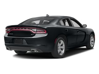 Maximum Steel Metallic Clearcoat 2017 Dodge Charger Pictures Charger Sedan 4D SXT AWD V6 photos rear view