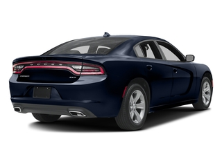 Contusion Blue Pearlcoat 2017 Dodge Charger Pictures Charger Sedan 4D SXT AWD V6 photos rear view