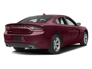 Octane Red Pearlcoat 2017 Dodge Charger Pictures Charger Sedan 4D SXT AWD V6 photos rear view